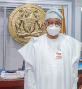 Sheik Salman said Governor Oyetola was concerned about building lasting legacies despite the meagre resources at his disposal,