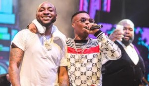 Davido reaffirms to Fans, says he better than Star boy