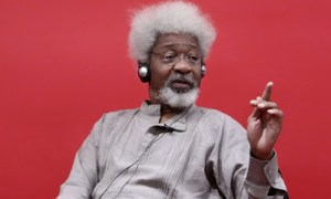 #Touching!!! #Anybody Is In-Charge In #Nigeria - Wole #Soyinka