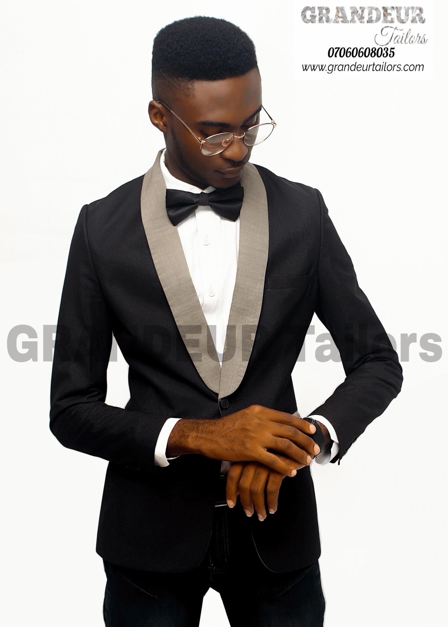 tuxedo suits in nigeria