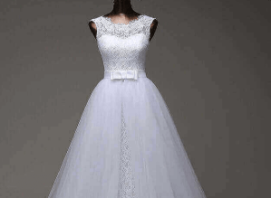 wedding gown prices in nigeria