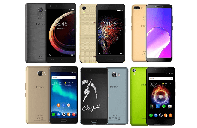 infinix phones prices in nigeria