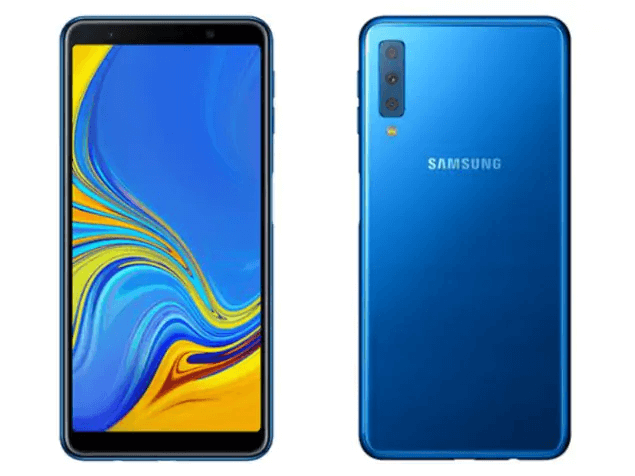 Samsung Galaxy A7 (2018) Price in Nigeria + Specs & Review