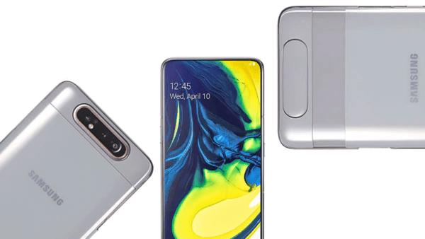 Samsung Galaxy A80 Price in Nigeria (September 2019)