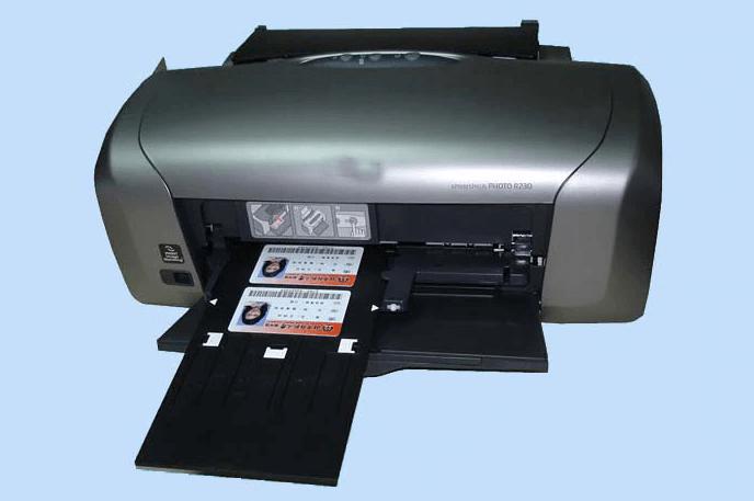 plastic id card printer price in nigeria