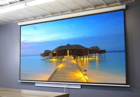 projector screen price in nigeria