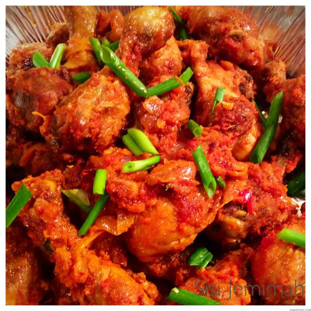 Nigerian Party Fried Meat (small chops)
