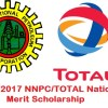 2016/2017 NNPC/TOTAL National Merit Scholarship - Apply Now!