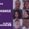 2016/2017 UN Women's Empower Women Global Champions for Change