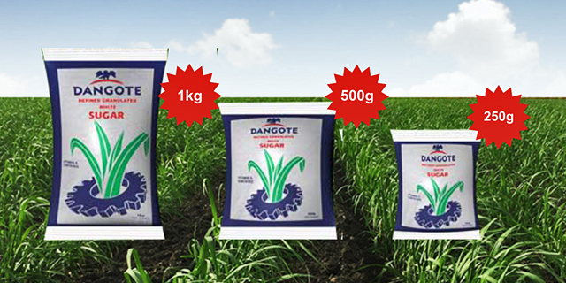dangote sugar refinery share price