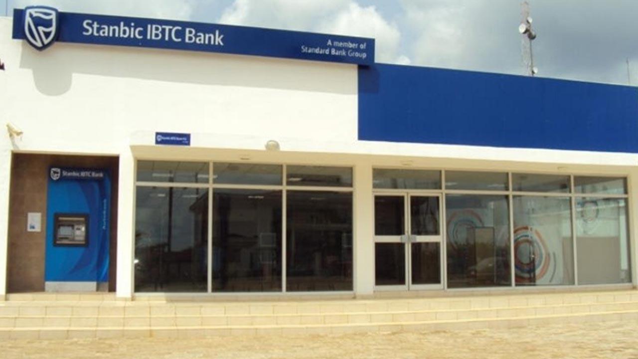 stanbic IBTC bank stock