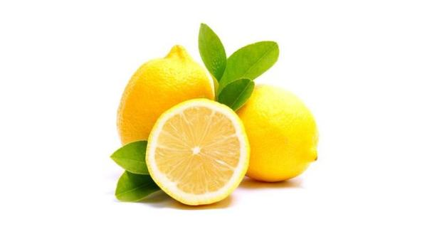 lemon for smooth skin