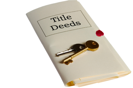 Land title documents
