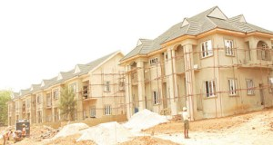 Olive court, Ibadan, Oyo state - work in progress