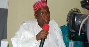 Governor Ganduje Inspects Ongoing Projects In Kano