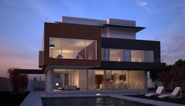 A luxury house in Ikoyi