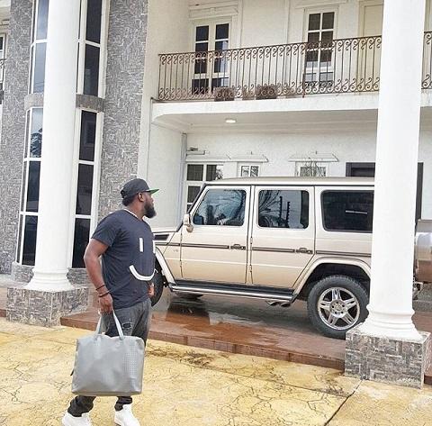 Timaya Shows Off His Mansion - Nigeria Real Estate Hub