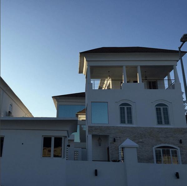 See Photos Of Linda Ikeji's Multimillion Naira Mansion In Banana Island