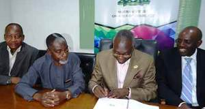 NBCC Signs Contract For The Construction Of Lekki's N450m Plaza