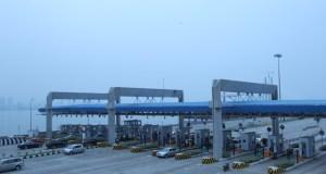 toll gates