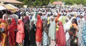 NHRC Decries Neglect Of 4,000 IDPs In Taraba