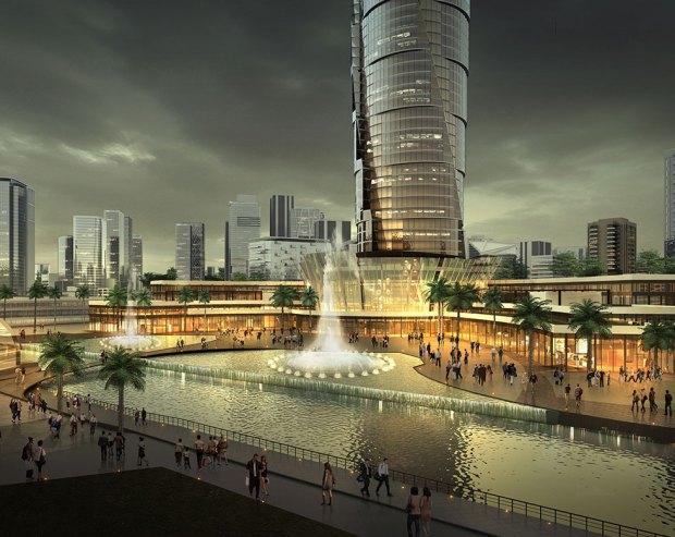 Mega construction projects
