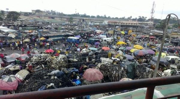 Armed Thugs Demolish 2,000 Shops At Ladipo Market