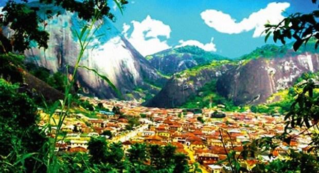Idanre town, Ondo state
