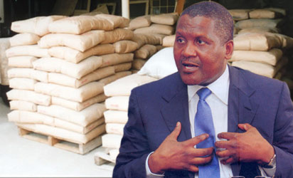 Dangote Group 10-year tax incentive