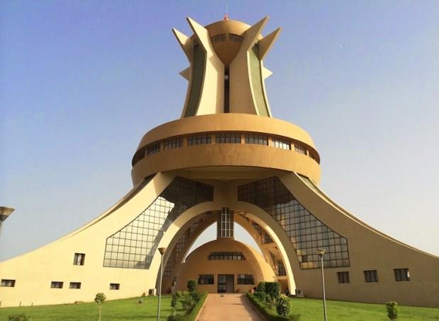 Memorial-to-the-Martyrs-Ouagadougou