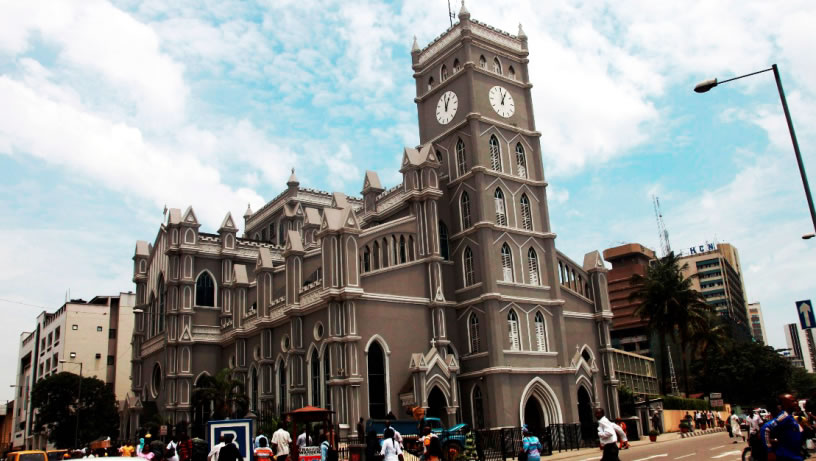Nigeria's Top 5 Churches With The Best Architectural Designs