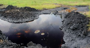Oil leak from Agip's pipeline pollutes community in Bayelsa State