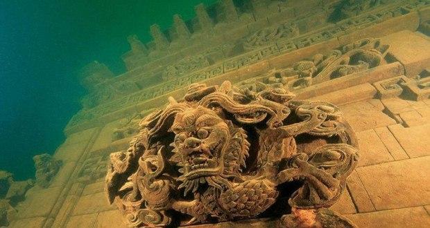 Ancient cities found underwater cities