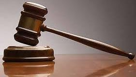 Abiodun Adeyinka, who allegedly damaged property worth N5 million belonging to the Celestial Church of Christ (CCC), on Monday appeared before an Ebute-Meta Chief Magistrates' Court, Lagos.
