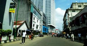 high rise commercial property