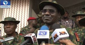 Army Acquires 500 Hectares Of Land For University In Borno