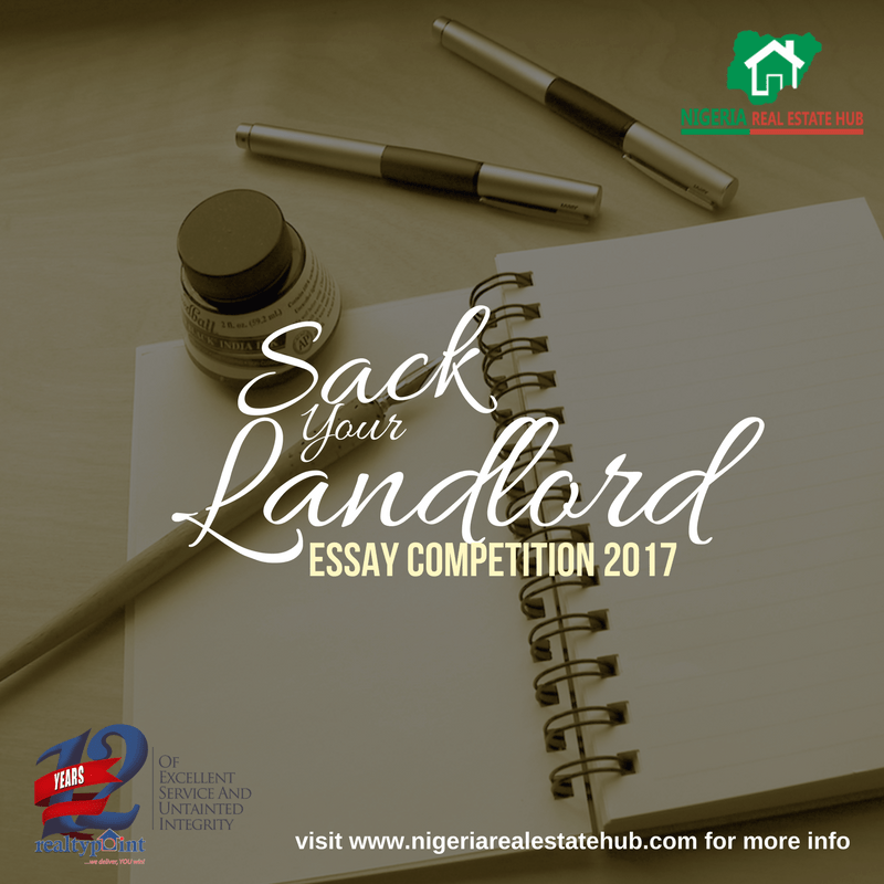 THIRD EDITION: 'The Sack Your Landlord Contest' RELOADED!