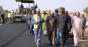 Nigerian govt to employ 47,000 people to fix roads