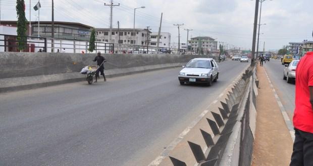 Ikorodu-Arepo road