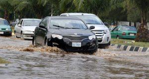 Lagos flooding