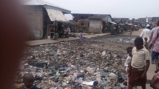 Slum community