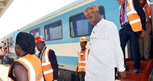 Kaduna-Abuja rail line