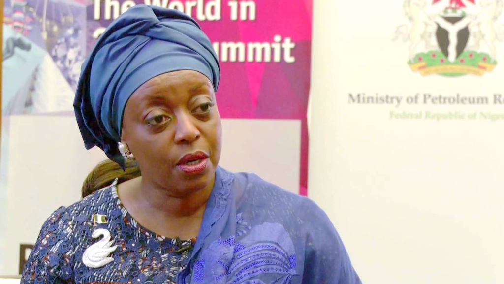EFCC inspects N7bn Dubai properties belonging to Diezani Alison-Madueke