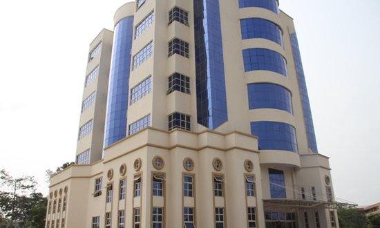 most beautiful senate building in Nigeria