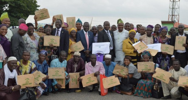 Ogun state generates N4 billion from land allocations