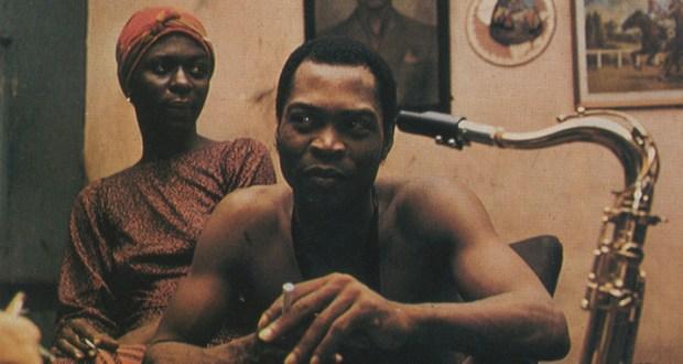 FG lists Fela's house as national museum
