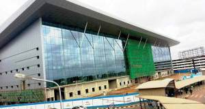 Abuja new terminal building