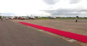 Enugu airport runway