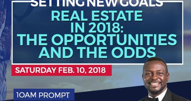Real estate seminar