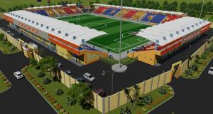 Onikan stadium to be completed in December